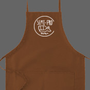 Brewer's apron (white logo)